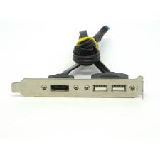 Планка USB + eSATA