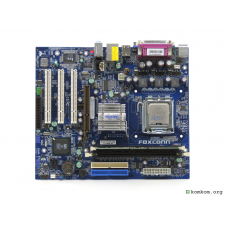 661M08-FX-6LS + Celeron-D 2.66 + 256Mb DDR