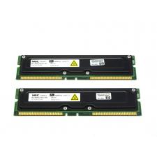 RDRAMM 128Mb (две планки по 64Mb)